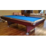 9FT GOLD CROWN POOL TABLE