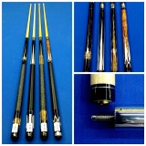 PLAYER POOL CUE  G-2204,2222,2251 & 2280